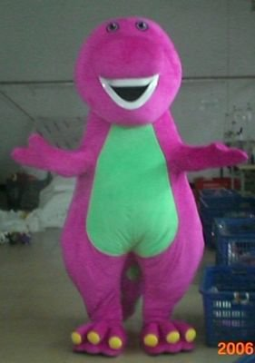 Cartoon Doll Clothing Cartoon Walking Doll Cartoon Costumes Performing Props Zi Dinosaur Foreign Material Mascot Costume