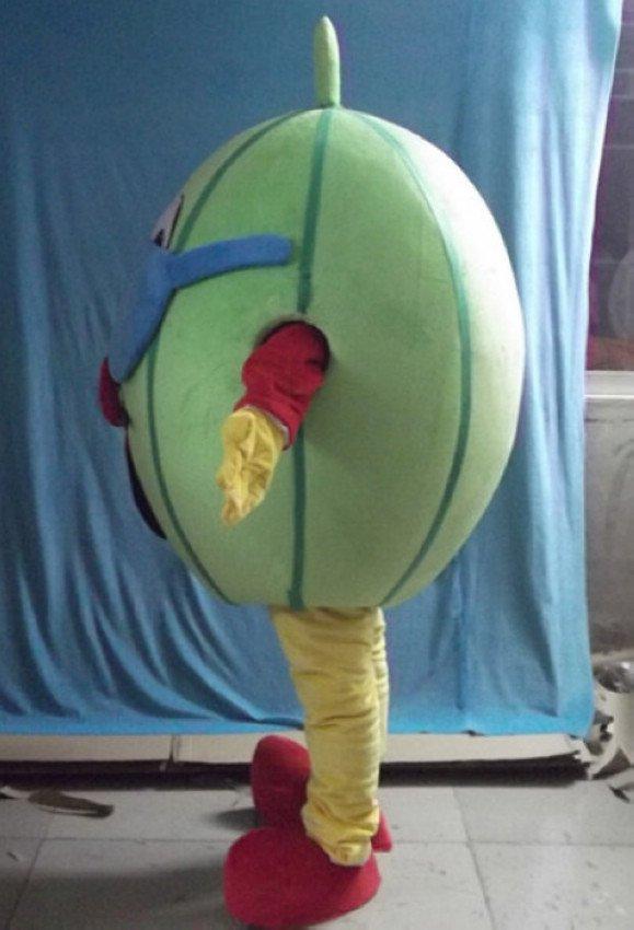 Stage Performances Props Cartoon Dolls Walking Cartoon Doll Clothing Watermelon Fruit Cartoon Show Clothing Mascot Costume