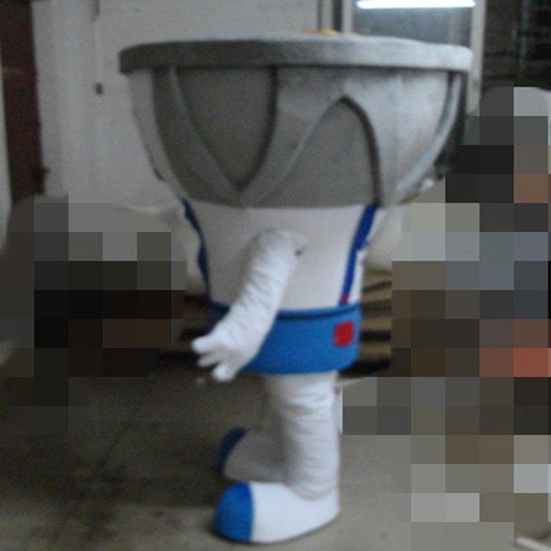 Zhejiang Led Light Bulb Cartoon Dolls Cartoon Clothing Corporate Mascot Plush Doll Mascot Costume