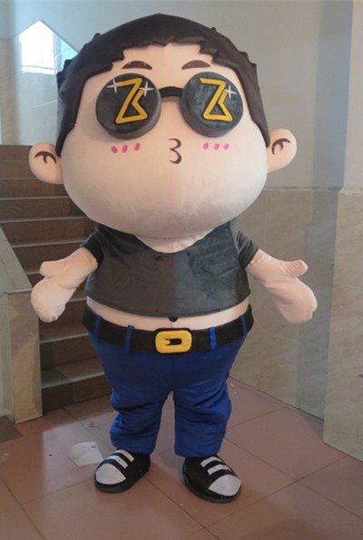 Manufacturers Cartoon Doll Clothing Doll Clothing Custom Design Full Body Mascot Bulk Ratio Mascot Costume
