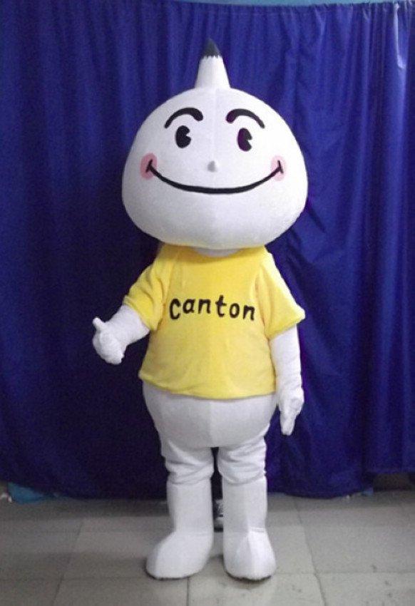 Show Cartoon Dolls Walking Cartoon Character Clothing Cos Food Plant Onion Cartoon Dolls Clothing Mascot Costume