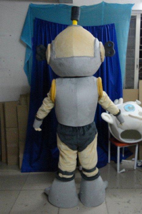 Superman Cartoon Doll Clothing Cartoon Clothing Altman Partner Red Nose Mechanical Foot Cartoon Dolls Mascot Costume