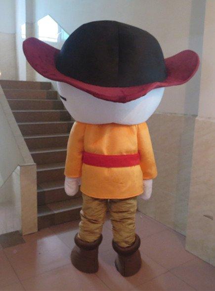Cos Pirate Anime Cartoon Dolls Dressed in Kindergarten Performances Bulk Jiangyangdadao Cartoon Clothing Mascot Costume