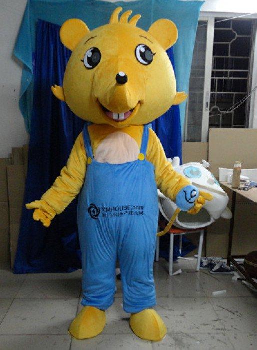 Wear Strap Rabbit Teeth Civet Cat Cartoon Clothing Cartoon Doll Clothing Cartoon Fox Japanese Books This Cartoon Dolls Mascot Costume