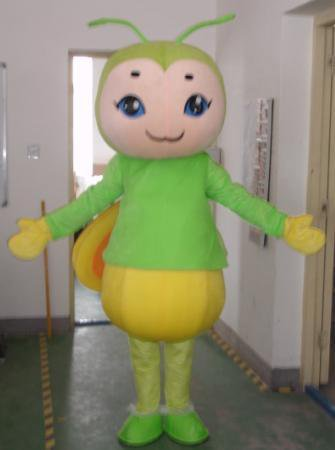Bee Cartoon Walking Doll Clothing Apparel Clothes Doll Props Mascot Costume