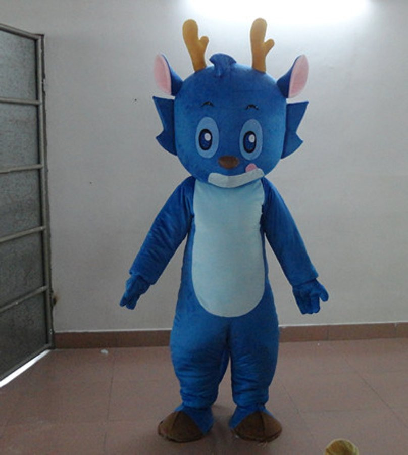 Beijing Animation Design Dinosaur Cartoon Dinosaur Cartoon Dolls Clothing Cultural Activities Mascot Costume