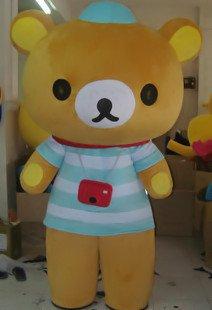 Q Version Easily Bear Cartoon Clothes Cartoon Clothing Cartoon Dolls Clothing Mascot Costume