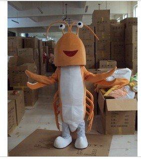 Lobster Cartoon Dolls Doll Clothing Apparel Fashion Show Props Mascot Costume