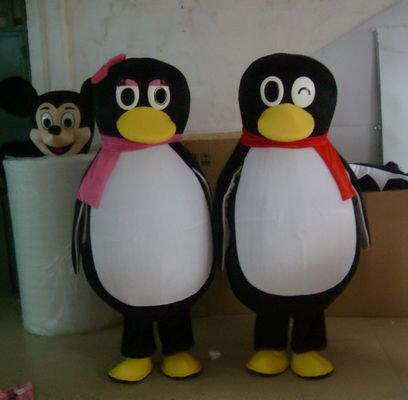 Manufacturers Qq Doll Clothing Costumes Costumes Performance Clothing Penguins Mascot Costume