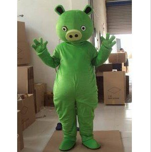 Pig Costume Suit Its Props Advertising Clothing Pig Costumes Mascot Costume