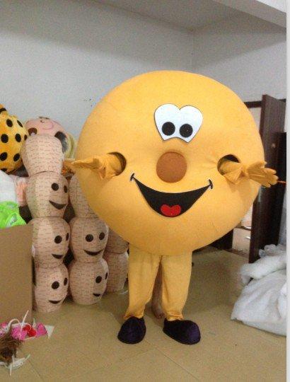 Bean Baby Clothing Cartoon Walking Doll Clothing Doll Clothing Mascot Costume