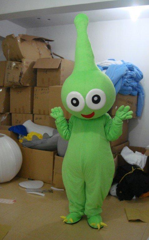Mascot Cartoon Costumes Walking Doll Clothing Seven Earners Doll Clothes Mascot Costume