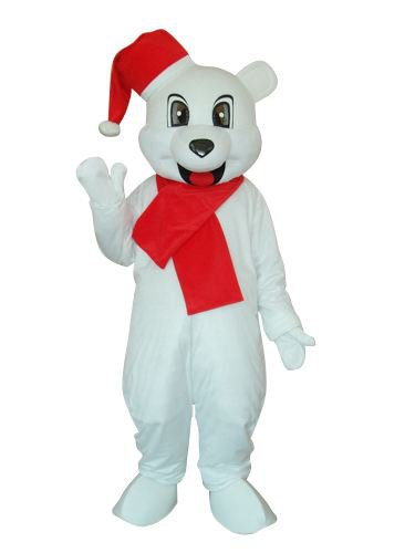 Overseas Edition Cartoon Bear Cartoon Costumes Walking Cartoon Doll Clothing Fujian Shanghai Mascot Costume