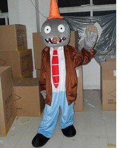 Zombies Halloween Christmas Clothing Adult Children Show Advertising Packages Clothing Mascot Costume