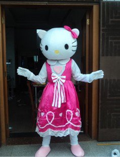 Series Costume Adult Cat Doll Dress Performance Props Dress Walking Cartoon Doll Clothing Mascot Costume
