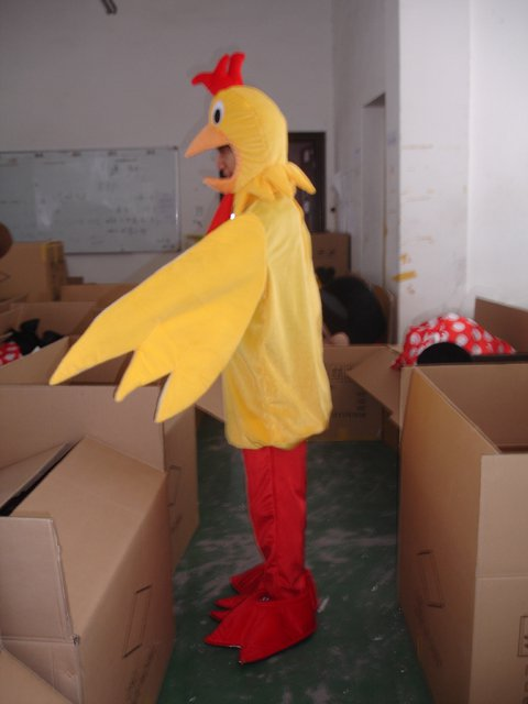 Poultry Chicks Cartoon Costumes Stage Costumes Cartoon Walking Doll Clothing Props Mascot Costume