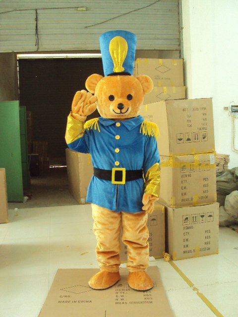 Bear Bear Cartoon Dolls Cartoon Clothing Props Costumes Walking Doll Clothing Mascot Costume