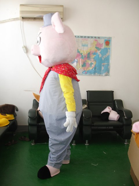 Old Sow Pig Cartoon Dolls Clothing Walking Doll Clothing Performance Clothing Performance Props Mascot Costume
