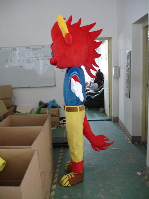 Shanghai Dragons Cartoon Doll Clothing Doll Clothing Cartoon Dinosaur Costume Dolls Walking Clothing Mascot Costume