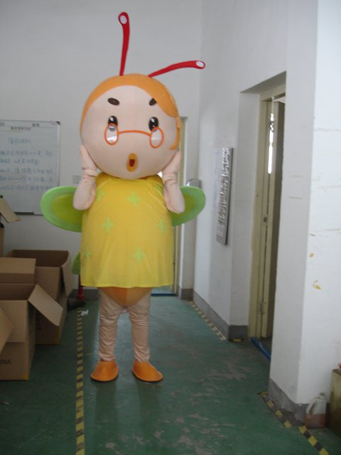 Cartoon Doll Clothing Bee Insect Animal Clothing Doll Dolls Walking Clothing Mascot Costume