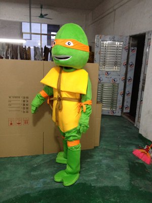 Teenage Mutant Ninja Turtles Cartoon Walking Doll Clothing Doll Clothing Cartoon Show Clothing Apparel For Adults Mascot Costume