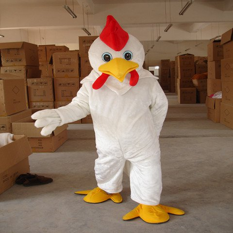 Cartoon Doll Clothing Line Big Cock Chicken Playful Dolls Walking Cartoon Clothing Doll Costumes Mascot Costume
