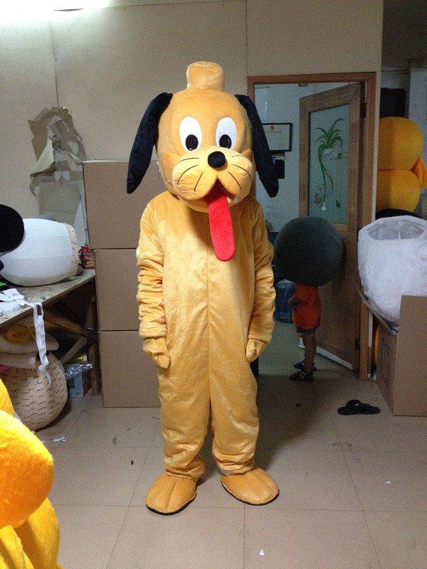 Goofy Pluto Tongued Dog Cartoon Doll Clothing Doll Clothing Walking Doll Clothing Cartoon Clothing Mascot Costume