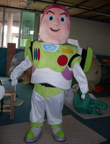 Toy Story Buzz Light Cartoon Costumes Doll Clothing Doll Fashion Show Props Mascot Costume