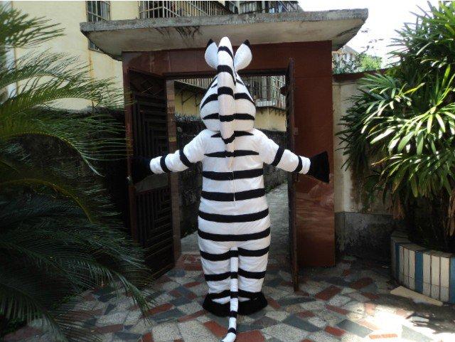 Zebra Walking Doll Clothing Madagascar Lion Costume Mascot Animals Born Chaumat Performance Props Mascot Costume