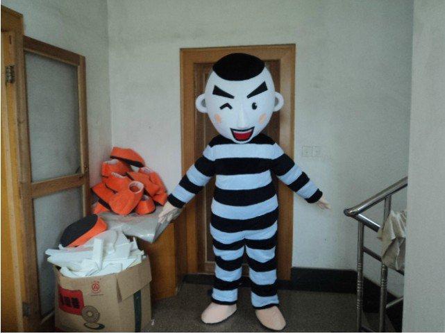 DIY Cartoon Portrait Doll Dress Performance Props Dress Advertising Mascot Modeling Adult Male Clothing Mascot Costume