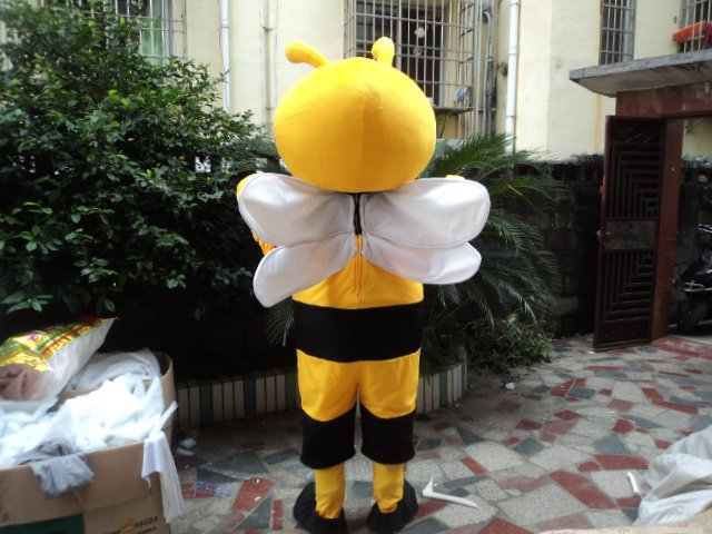 Cartoon Animals Caps Butterfly Insect Walking Doll Doll Clothes Doll Show People Wear Clothing Mascot Costume