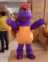 Adult Animal Mascot Costume Cartoon Dolls Performances To Promote Its Puppet Props Turtle Undersea Animals