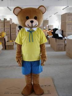 Cartoon Doll Clothing Cartoon Show Props Costumes Adult Bear Costume Doll Dolls Cartoon Costumes Mascot Costume