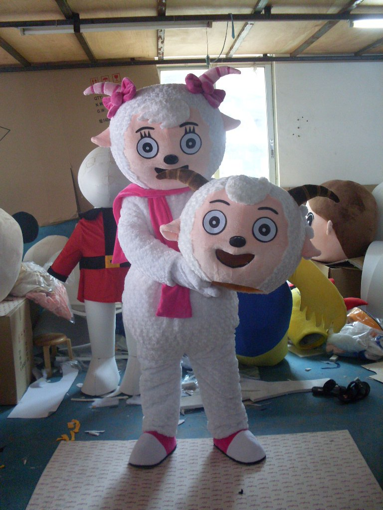 Television Cartoon Dolls Walking Adult Cartoon Clothing Apparel Road Radiant Costumes Us Ocean Toys Mascot Costume