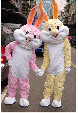 Bugs Bunny Cartoon Props Costumes Cartoon Clothing Cartoon Show Cartoon Dolls Walking Cartoon Doll Mascot Costume
