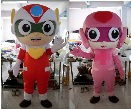 Sweetheart People Happy People Cartoon Clothing Cartoon Costumes Mascot Costume