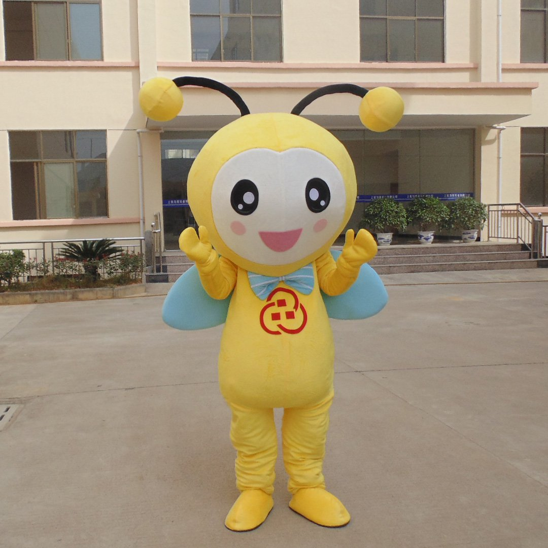 Bee Cartoon Doll Clothing Doll Clothing Cartoon Mascot Costume Clothing Props Activities Advertising