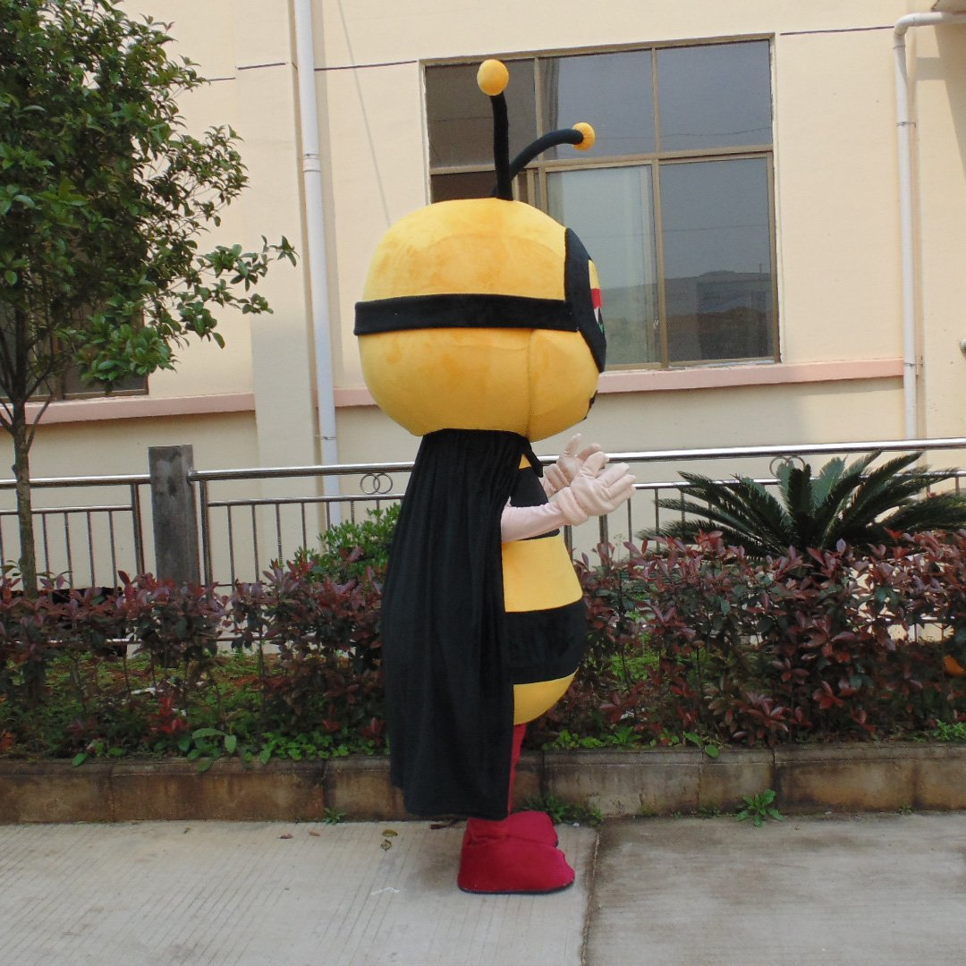 Bee Cartoon Doll Clothing Doll Fashion Show To Promote Its Mascot Doll Costumes Props Mascot Costume