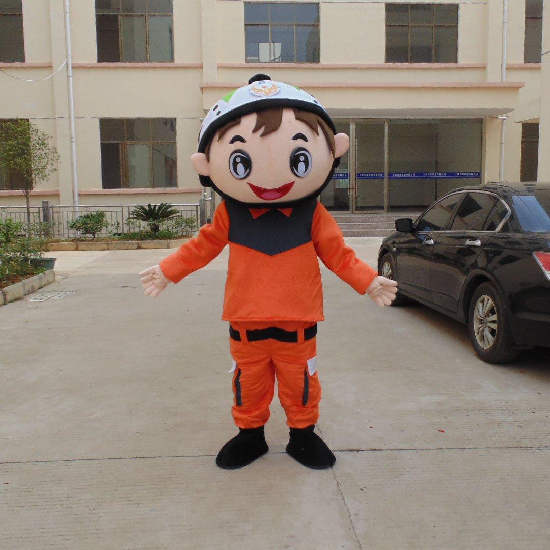 Cartoon Doll Clothing Cartoon Walking Doll Clothing Props Cartoon Character Clothes Doll Dress Mascot Costume