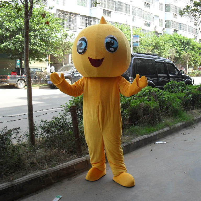 Lucky Cartoon Doll Clothing Cartoon Walking Doll Clothing Cartoon Show Clothing Doll Clothes Mascot Costume