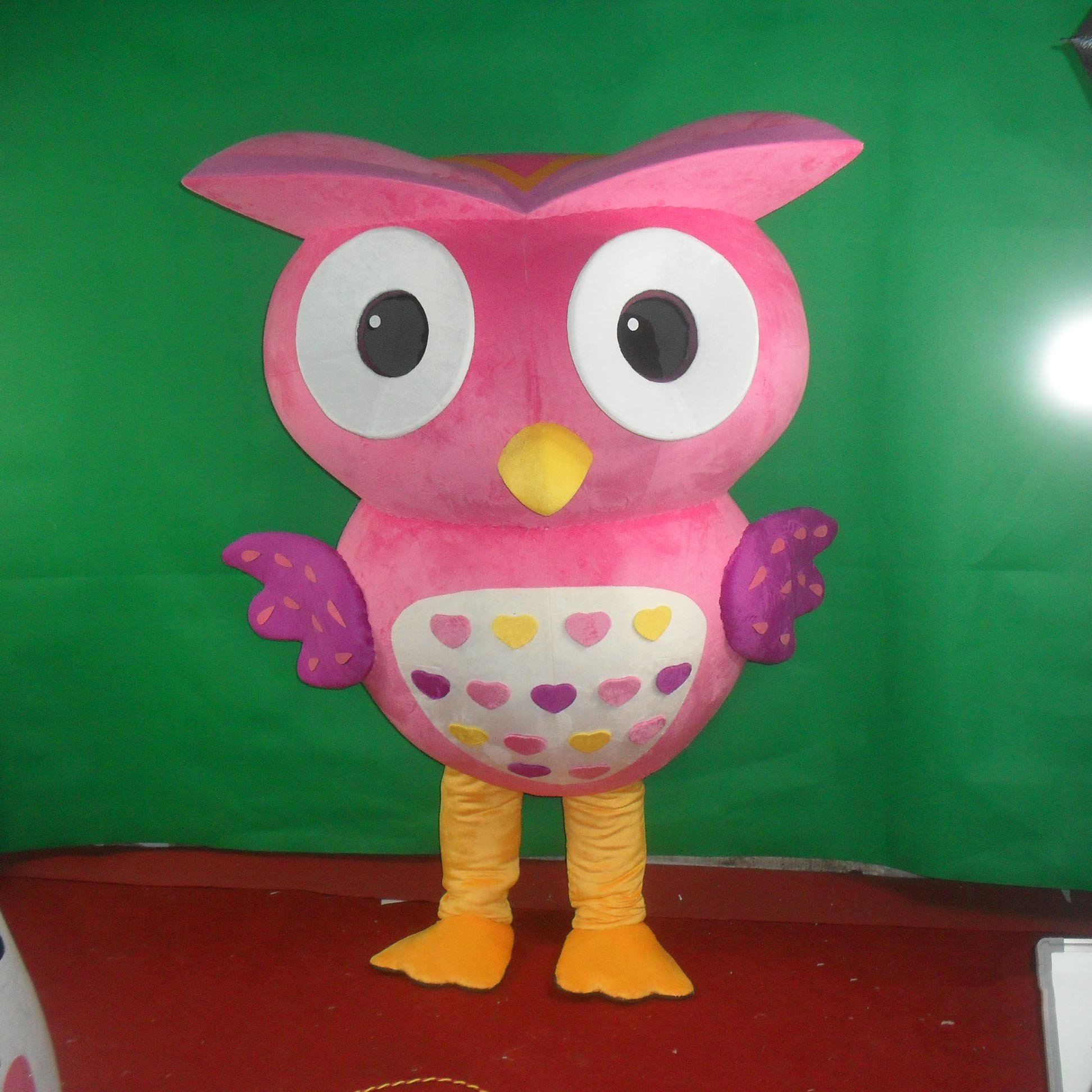 Animal Mascot Costume Cartoon Doll Cartoon Walking Doll Clothing Cartoon Show Clothing Owl