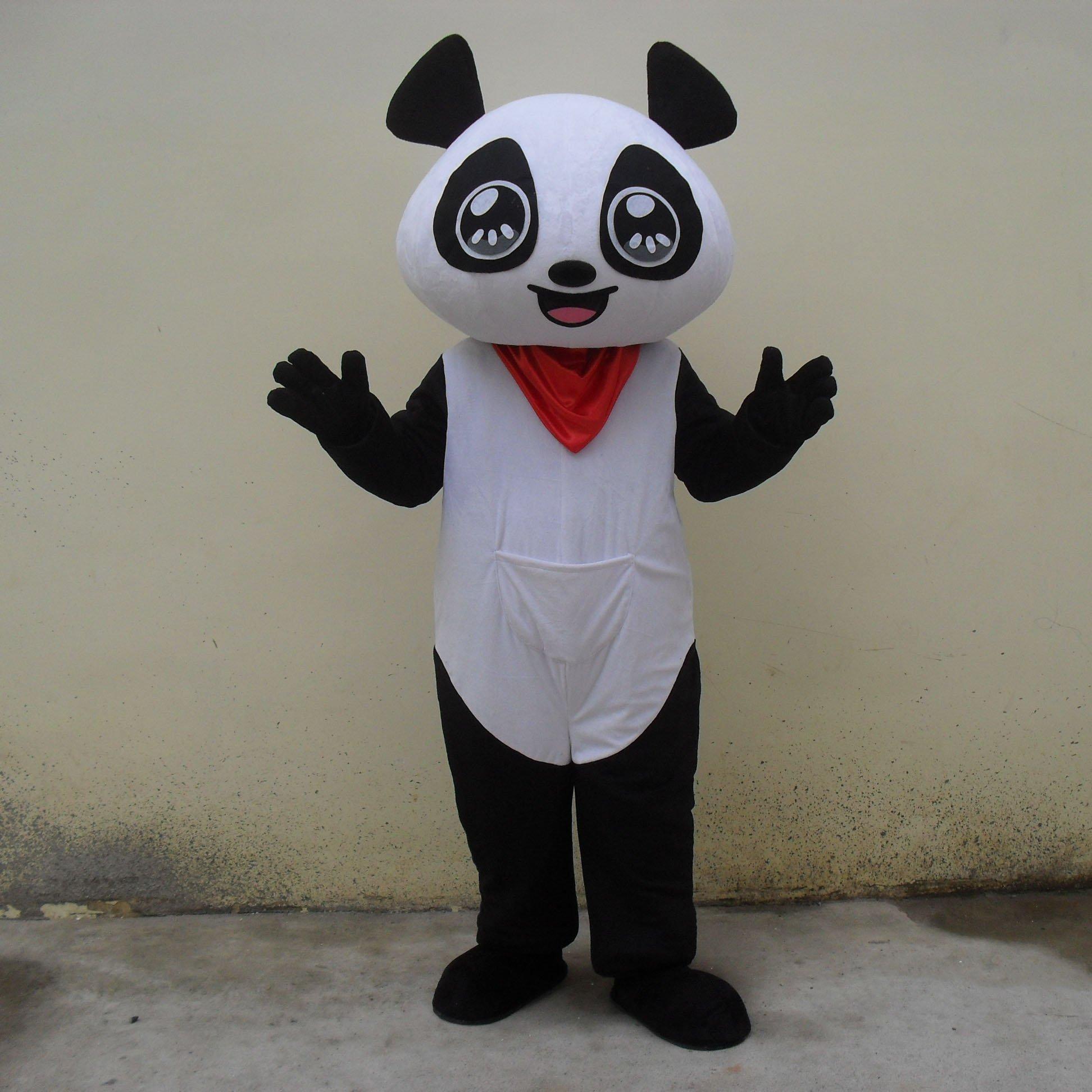 Baby Bear Cartoon Doll Clothing Cartoon Walking Doll Clothing Cartoon Show Clothing Doll Clothes Panda Mascot Costume