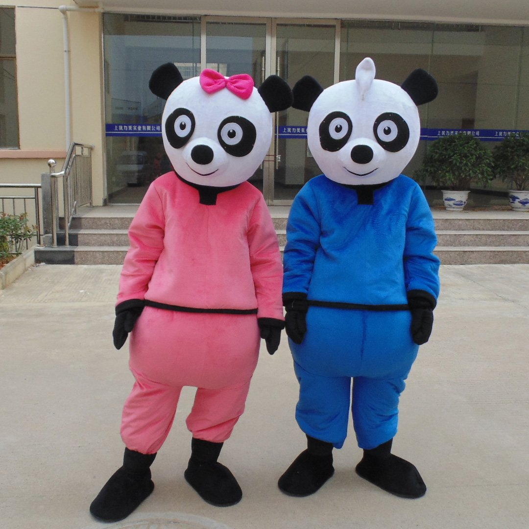 Cartoon Doll Doll Clothing Cartoon Advertising Dolls Large Cartoon Animal Performance Clothing Clothing Mascot Costume