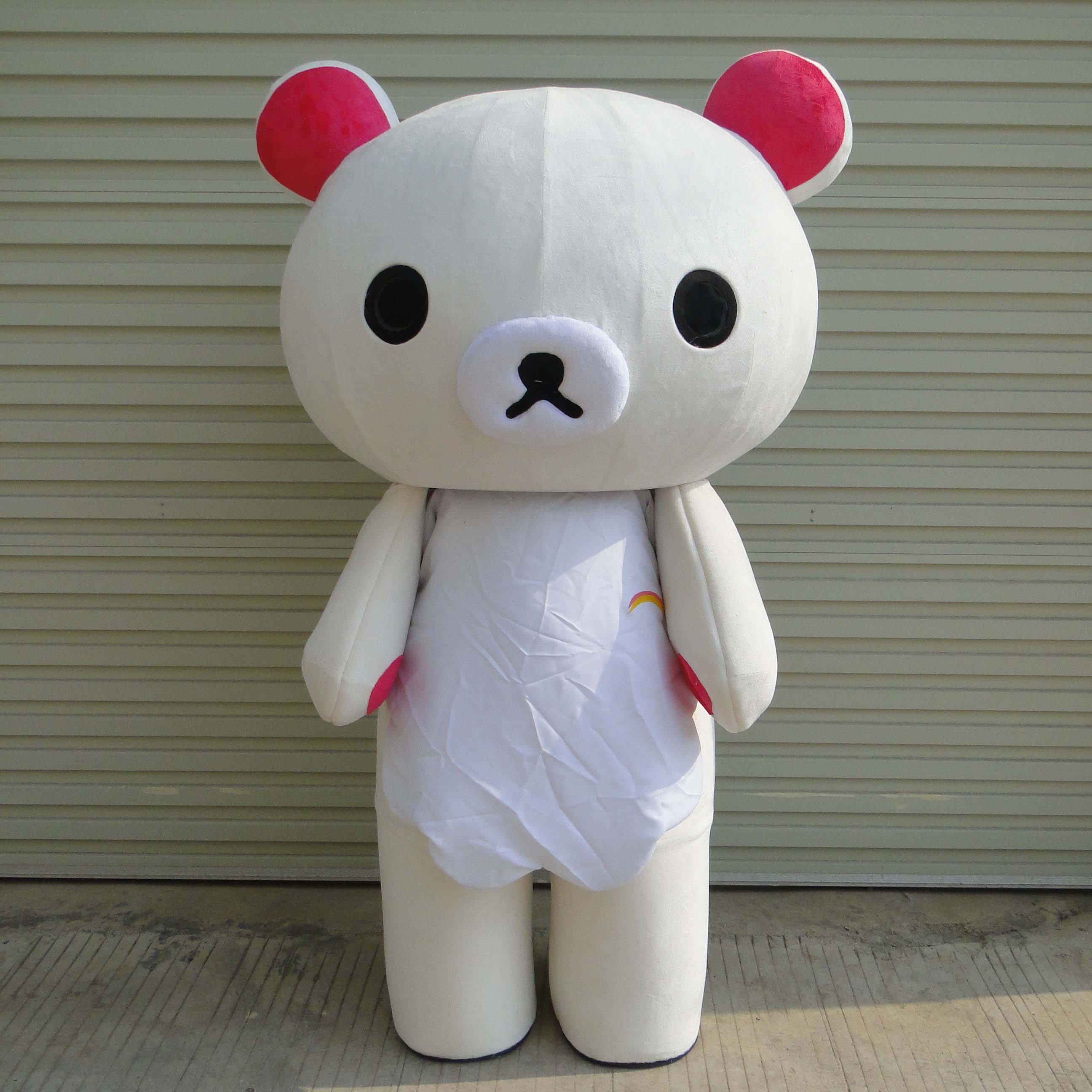 Easily Bear Lazy Bear Cartoon Doll Clothing Cartoon Costumes Cartoon Costumes L Mascot Costume