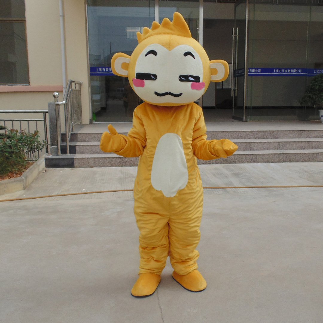 Youxihou Cartoon Doll Costume Show Props Walking Dolls Advertising Clothing Mascot Costume