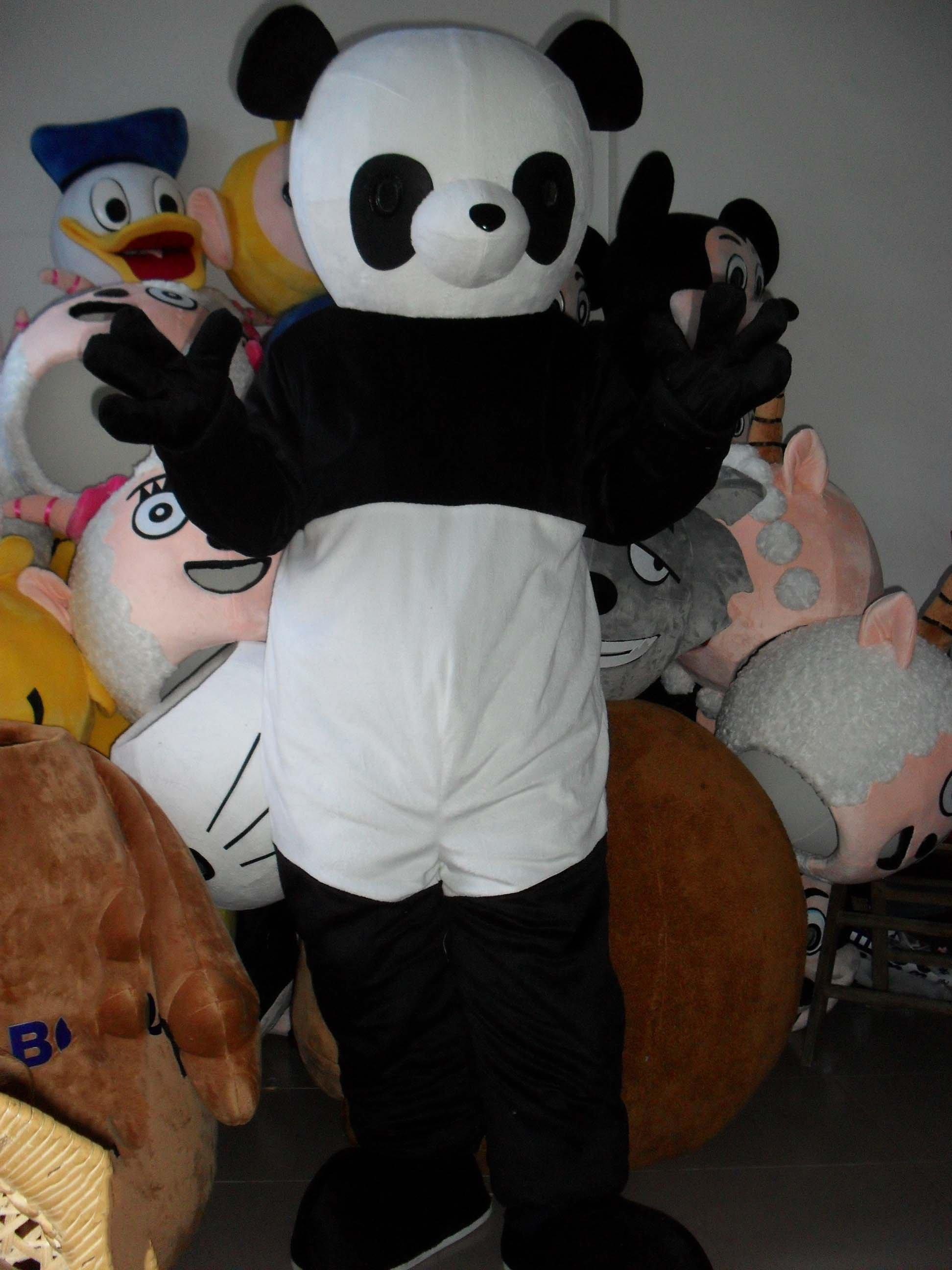 Baby Bear Cartoon Doll Clothing Cartoon Walking Doll Clothing Cartoon Show Clothing Clothing Panda Dolls Mascot Costume