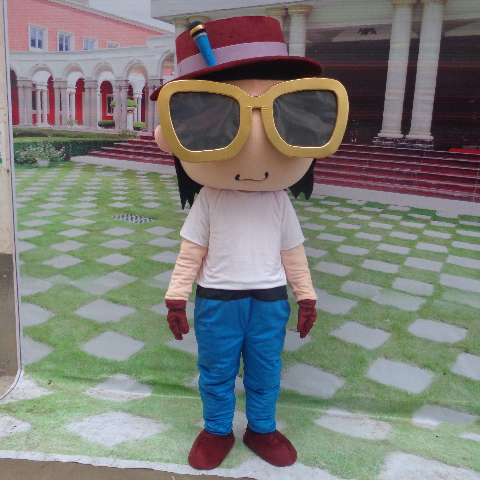 Cartoon Doll Clothing Cartoon Walking Doll Clothing Props Cartoon Character Clothes Doll Dolls Clothing Mascot Costume