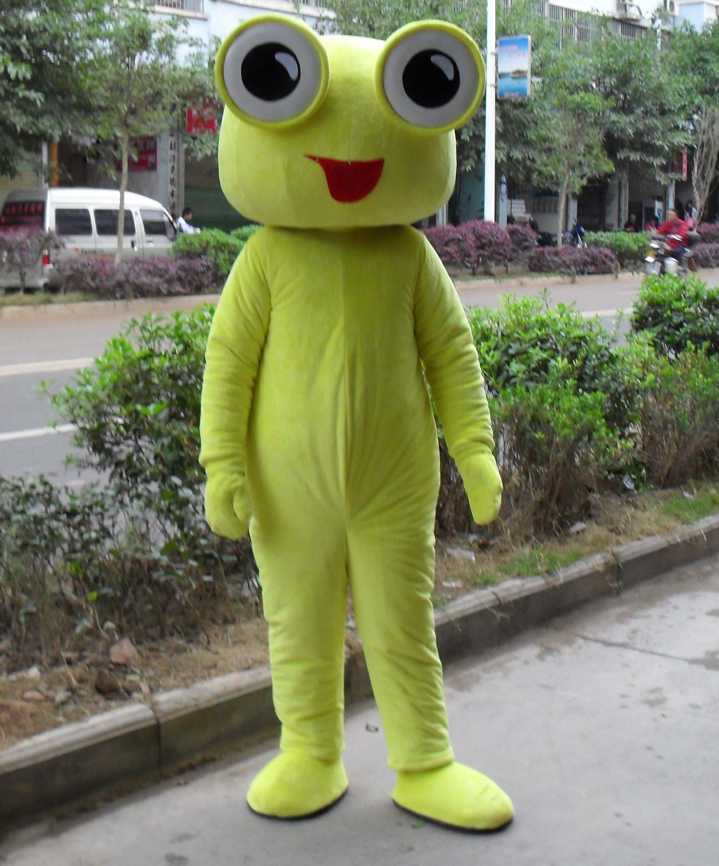 Frog Cartoon Doll Clothing Doll Clothing Cartoon Walking Doll Cartoon Props Corporate Mascot Dolls Mascot Costume
