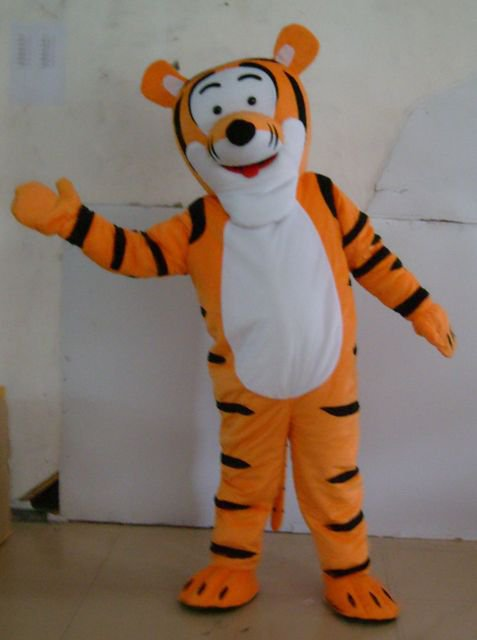 Manufacturers Cartoon Doll Clothing Doll Clothing Cartoon Doll Clothing Christmas Clothing Tigger Mascot Costume