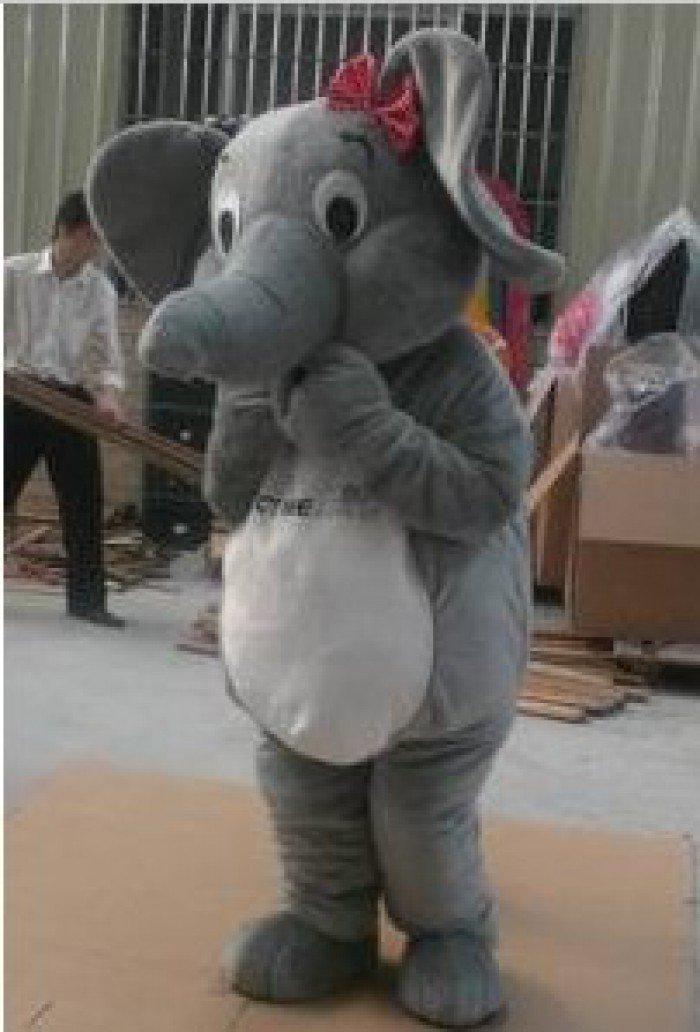 Apparel Manufacturers Cartoon Elephant Cartoon Cartoon Doll Doll Clothing Doll Clothing Mascot Costume